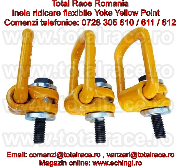 Inele ridicare rotative Yoke