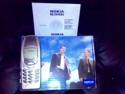 Vand nokia 6310i, oferta made in germany 240 lei, 0765478390
