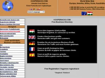 New International free Business Directory + Classifieds.