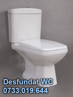Desfundat WC Sector 4