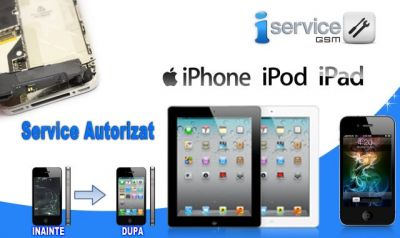 Reparatii iPhone 5 Digitaizer Defect iPhone 5 Montez Tocuh iPhone 5