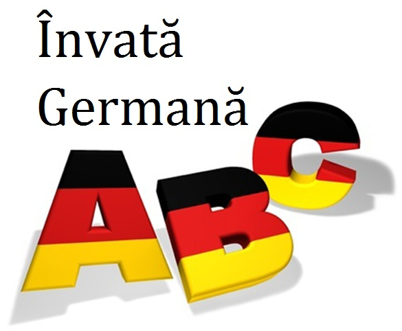 Invata Germana ABC