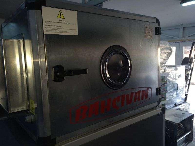 Ventilator box BHV
