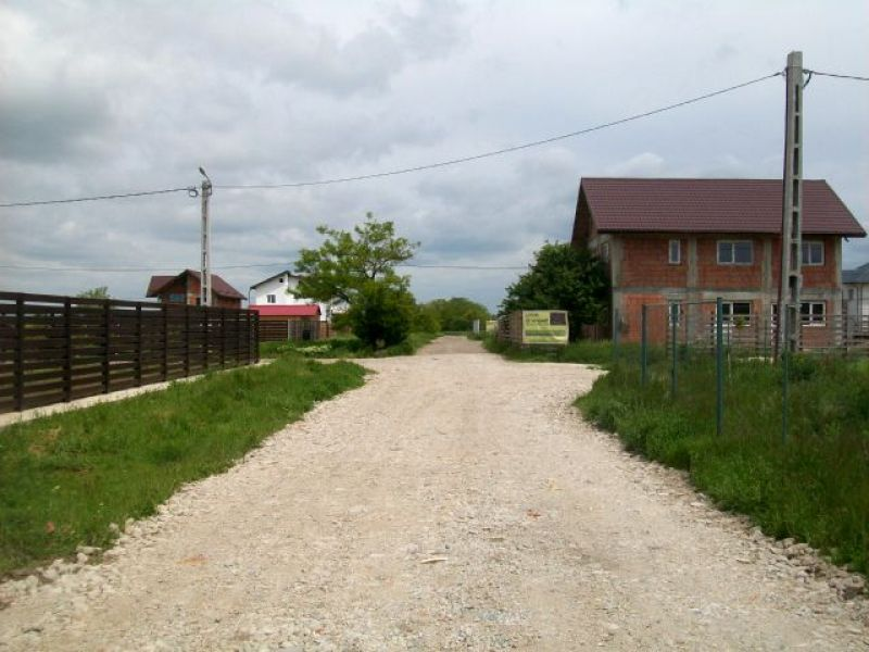 Lot 427mp utili, vand teren in comunaBerceni Ilfov