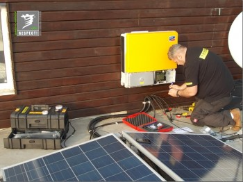Sistem panouri solare fotovoltaice ON-GRID 5.00 KWp