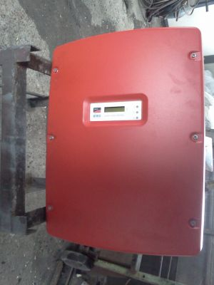 INVERTOR SOLAR cu Transformator, 6300 W, Sunny Mini Central SMC-6000A