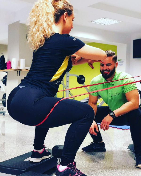 Antrenor personal fitness din Bucuresti
