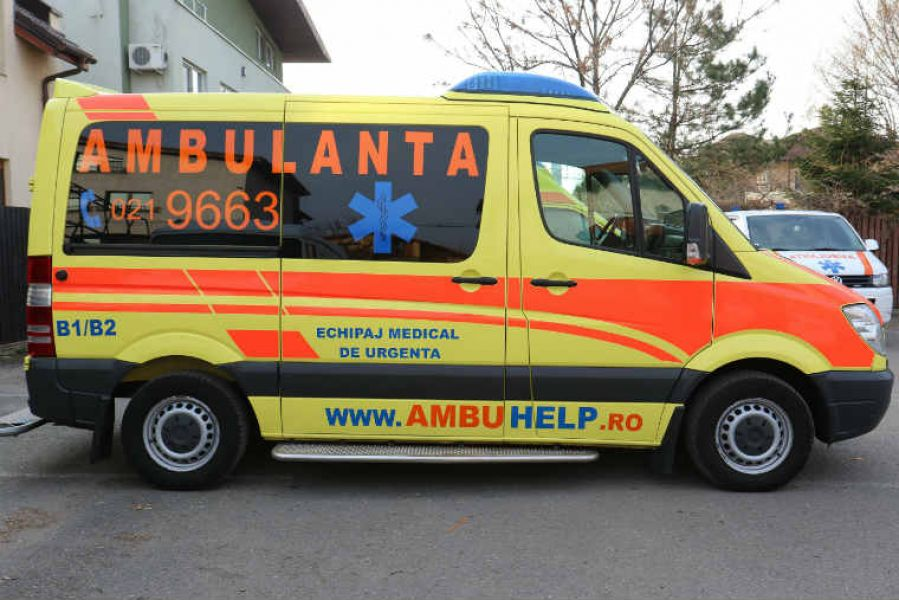 Ambulanta privata AmbuHELP