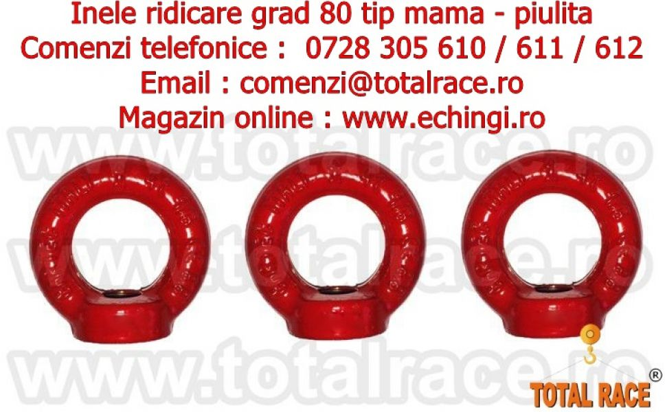 Inel ridicare tip mama grad 80 Total Race