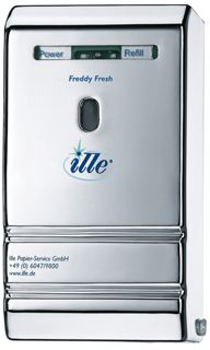 Dispenser odorizant toaleta Premium Freddy Fresh