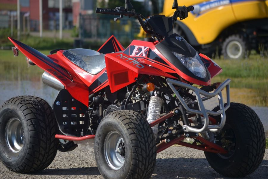 ATV Road Legal Roady FX150