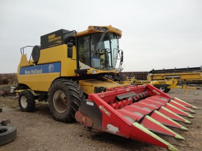 Vand combina New Holland CS 6050