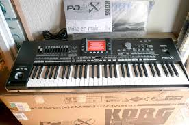 Korg Pa3x for sale 700 Euro