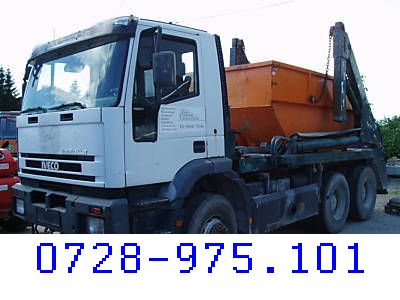 Transport moloz din demolari inchiriere container moloz 0728975101