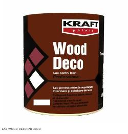 Lac Wood Deco Varnish 0,75 L