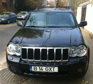Vand Jeep Grand Cherokee ABS, 4WD