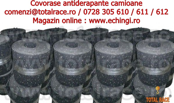 Pres antiderapant camioane 5000x150x4 mm