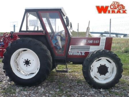 Tractor agricol FIAT 680 DT , reconditionat