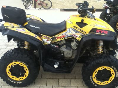 ATV Can-Am Renegade 800R Xxc