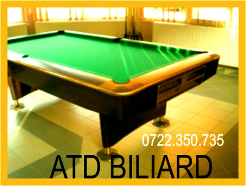 BILIARD - sport si agrement