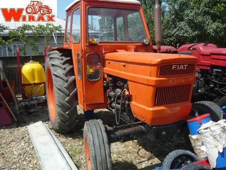 Tractor FIAT 55 CP , reconditionat