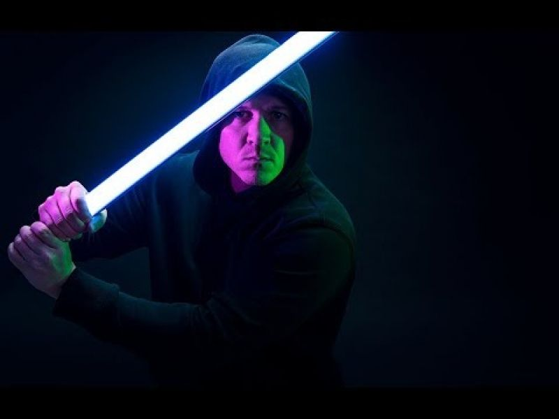 Nanlite Pavolite 1208b RGB Led Kit. Add color whenever you need it