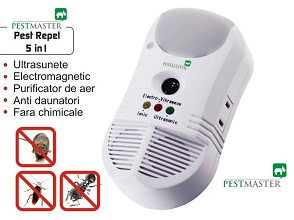Purificator de aer Pestmaster 5 in 1