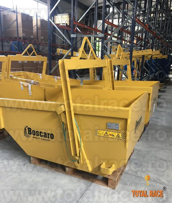 Bene beton productie Italia Total Race