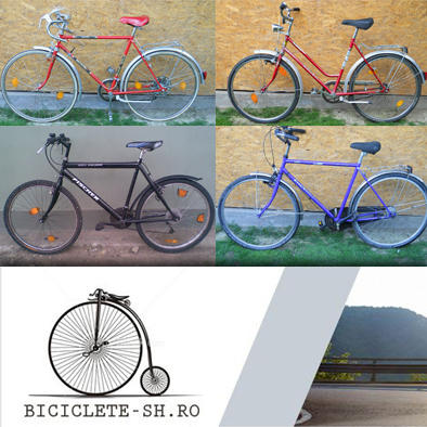 BICICLETE SECOND HAND