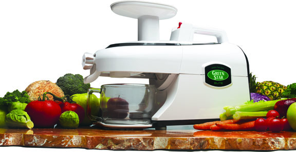 Storcator cu masticatie completa Green Star Elite 5000