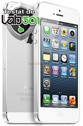 Telefon Mobil Apple iPhone 5 Chip A6 IOS 6 LED-backlit IPS TFT de 4 16GB Alb