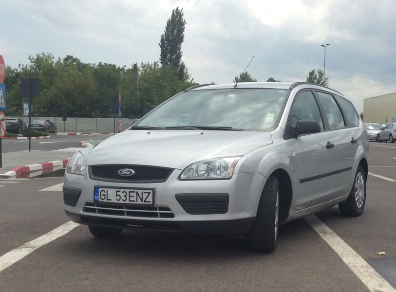 Ford Focus Breack 2007 € 2999