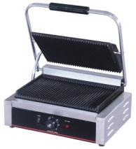 GRILL  CONTACT  NETED