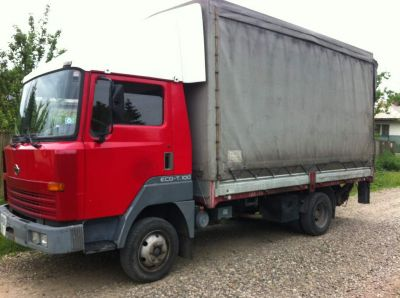 Vand camion NISSAN ECO T100 3.5 t