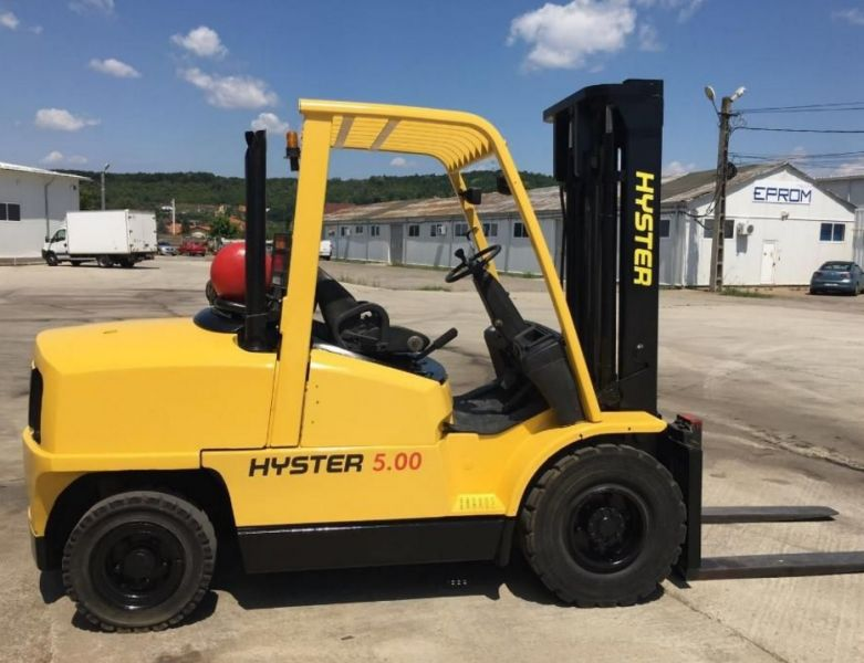 Motostivuitor Hyster 5 tone