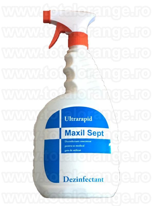 Dezinfectant penru suprafete Maxil Sept Ultrarapid