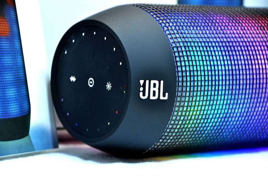 Boxa JBL Pulse Bluetooth cu LED uri