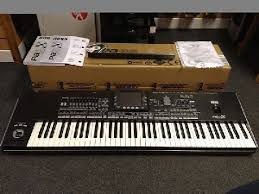 Brand new Korg Pa3x for sale €700