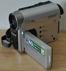 Camera Video Sony mini dv DCR-HC51E