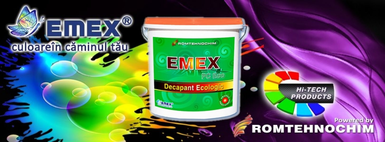 Decapant Ecologic EMEX PC ECO - 24  Ron/Kg