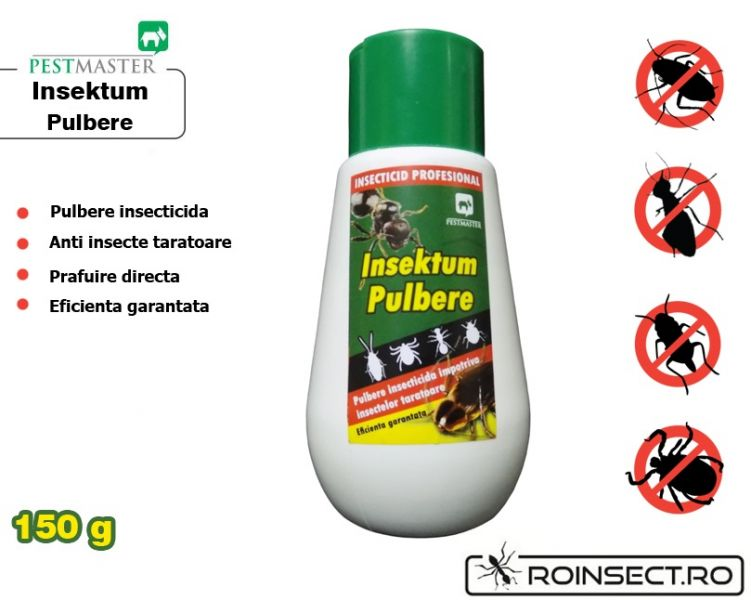 pulberea   contra     insectelor