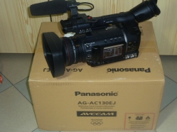 Panasonic AC130 . HD Superlativ la 0.4LUX .