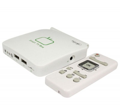 Mini Android Box IDK P30C - Android 4.03, 1GB RAM, 4GB intern, Google Play, camera web ,microfon
