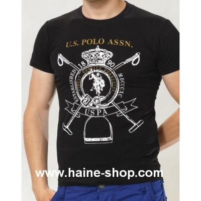Tricouri US POLO ASSN - Modele elegante , clubbing,fashion