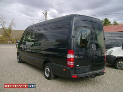 NELVATO COMPANY: dealer auto Vanzare Mercedes-Benz Sprinter in Bihor