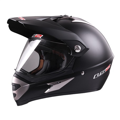 Casti LS2 MX433.5 MAGNUM ENDURO, MATT BLACK