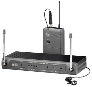 Vand set microfon wireless WS-300 de la TOA Electronics