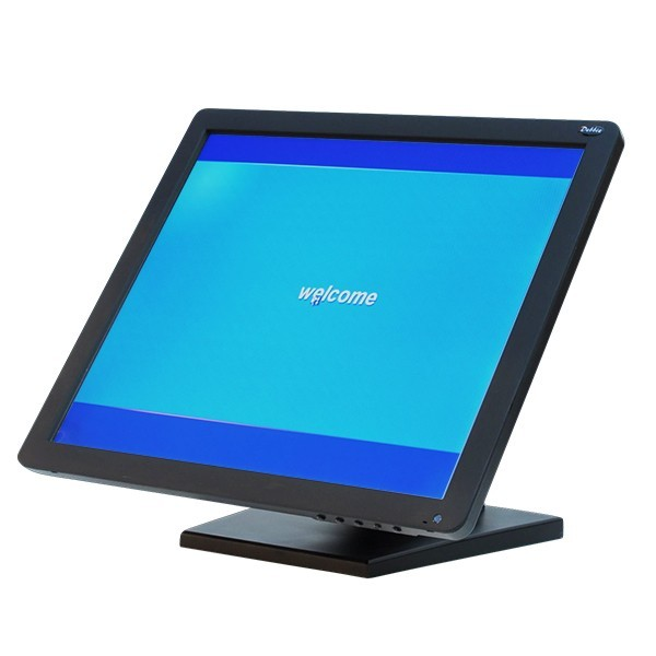 Monitor Touch 1720 cu stand VESA plastic si metal