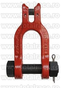 Gambeti / shackles tip lira  cu bolt filetat Crosby®
