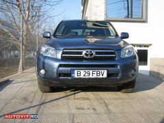 Toyota rav4 2.2tdi 177cp executive 2007